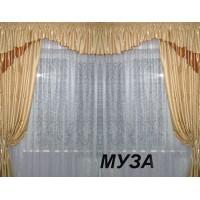 Комплект штор Муза