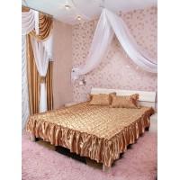 """Комплект для спальни со шторами """"Афродита"""" 3м"""