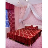 Комплект для спальни со шторами Диана