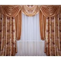 Комплект штор Версаль С из блэкаута